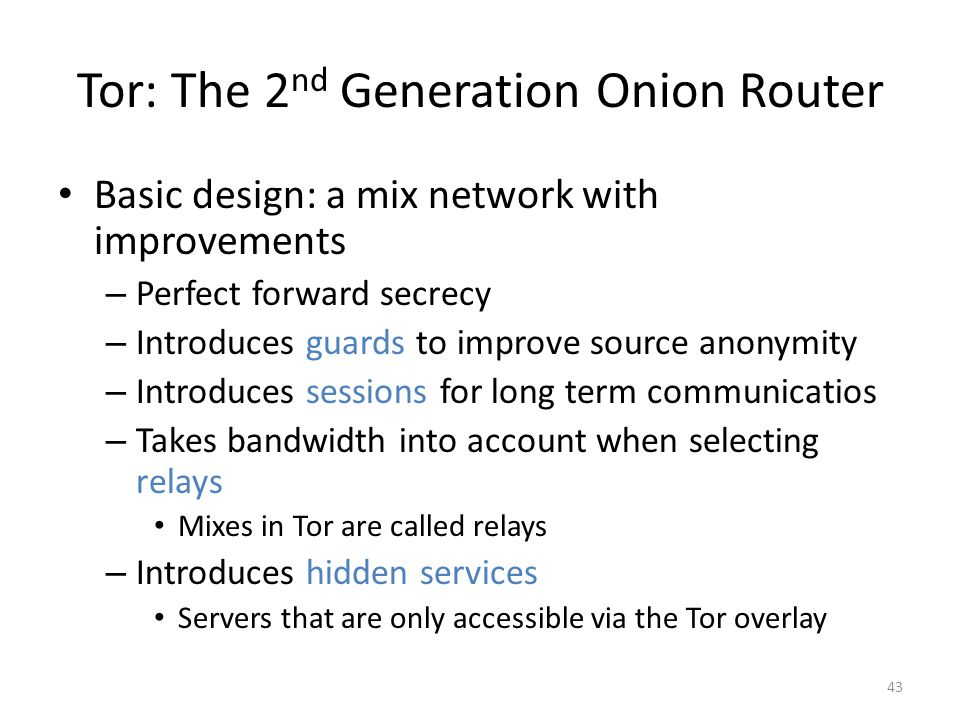 Tor: The 2nd Generation Onion Router