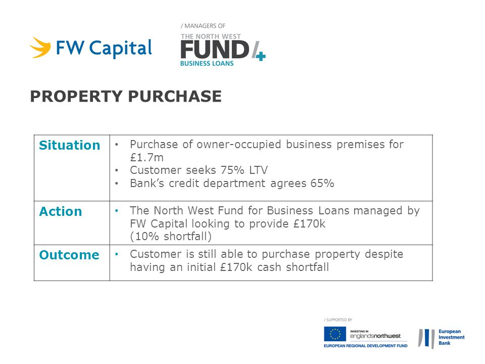 Property Purchase Situation Action Outcome