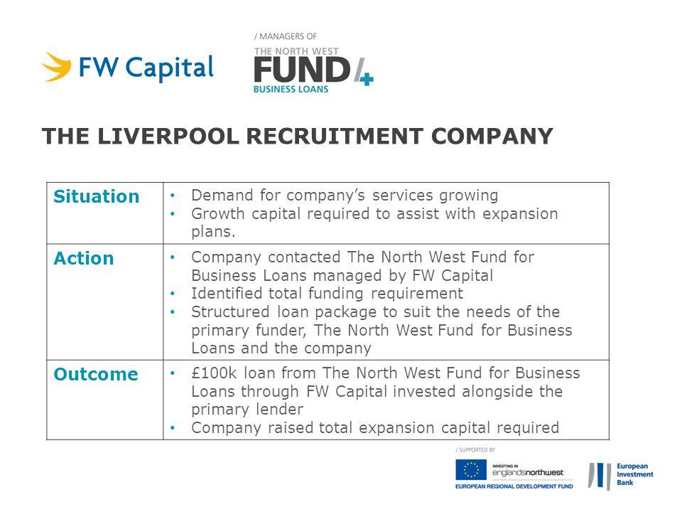 THE Liverpool recruitment coMPANY