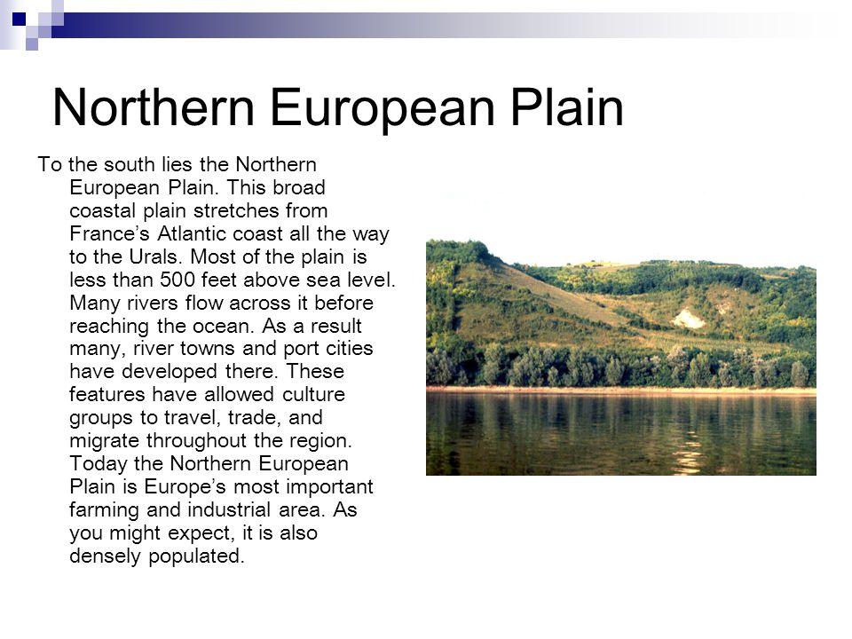 Northern European Plain