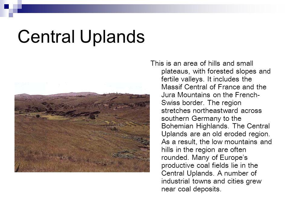 Central Uplands