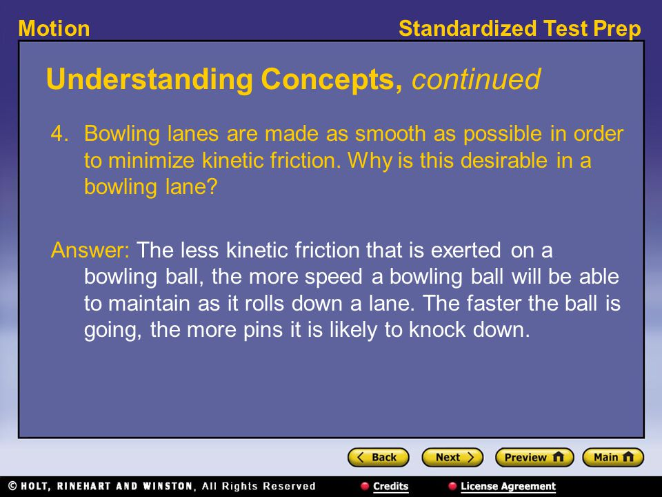 Understanding Concepts, continued