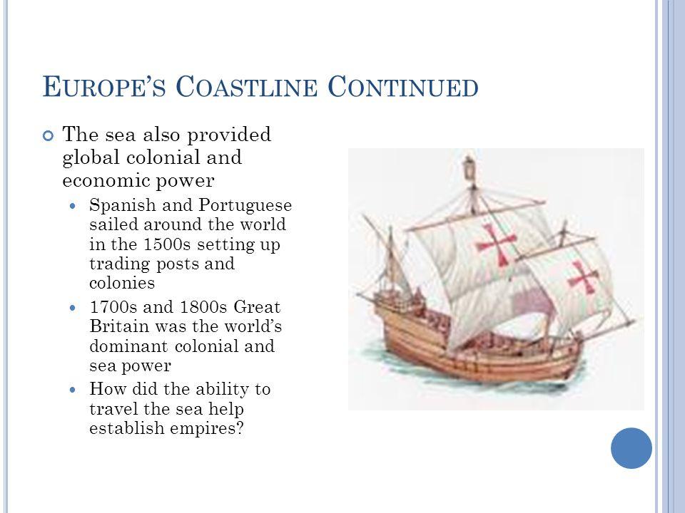 Europe's Coastline Continued