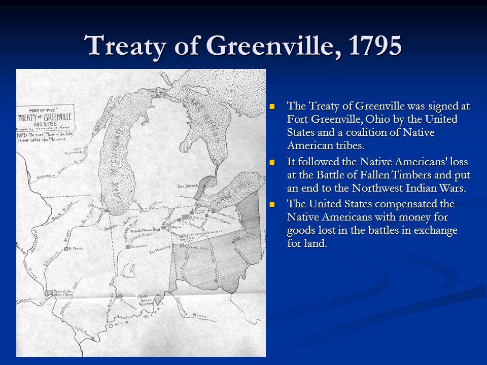Treaty of Greenville, 1795