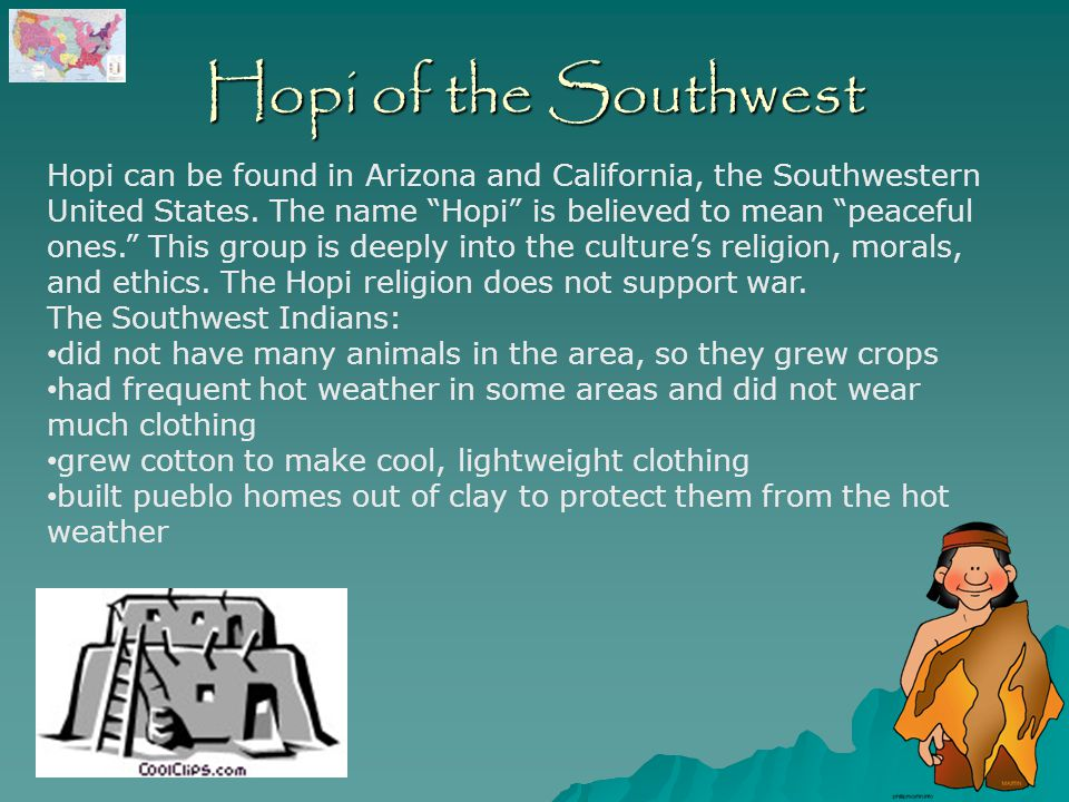 Hopi of the Southwest