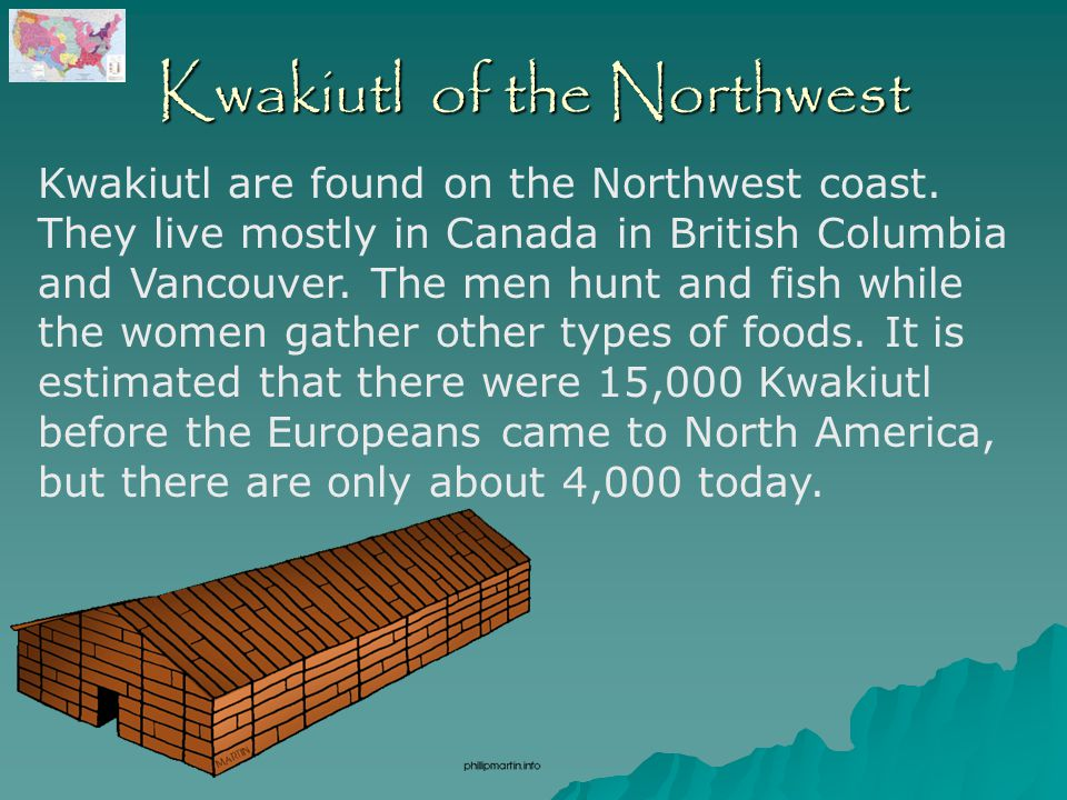 Kwakiutl of the Northwest