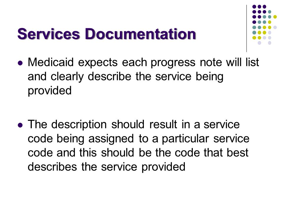Services Documentation