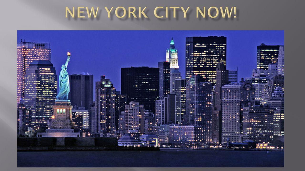 New York City now!