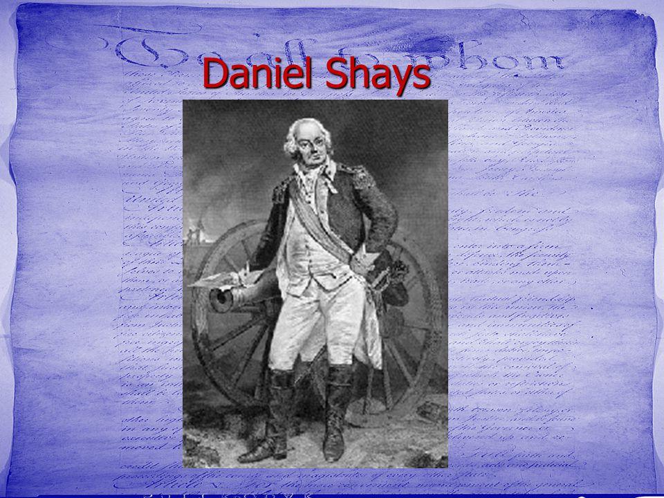 Daniel Shays