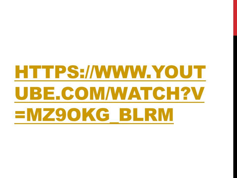 https://www.youtube.com/watch v=Mz9OkG_BlRM