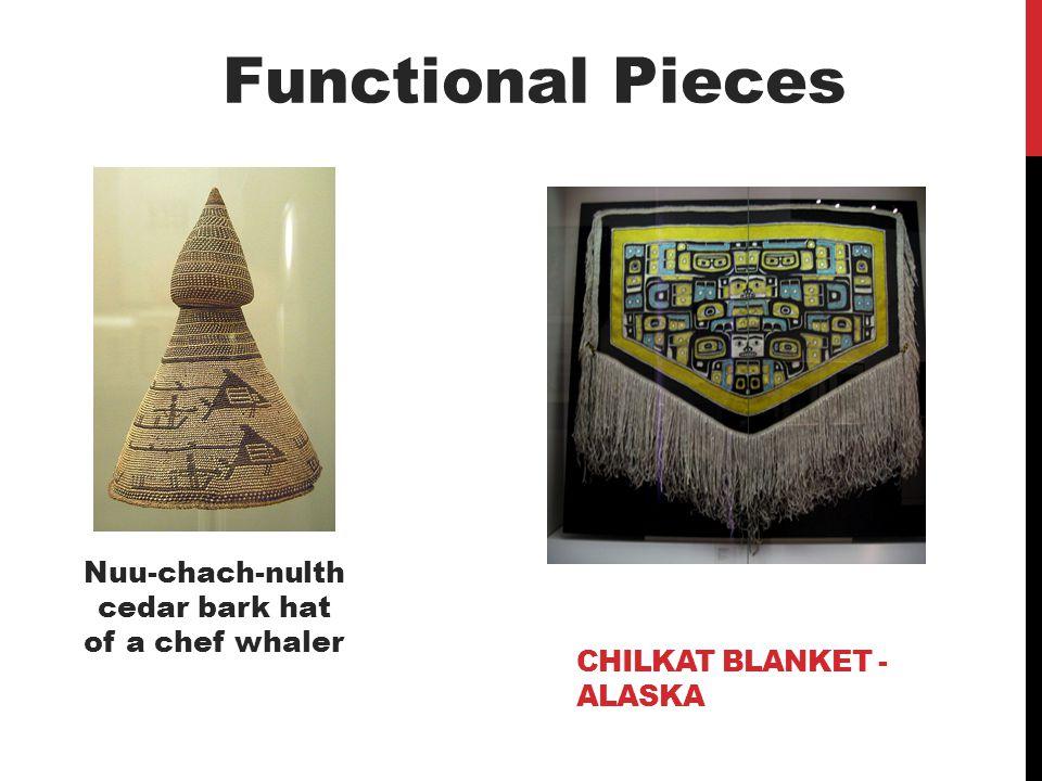 Chilkat blanket - Alaska