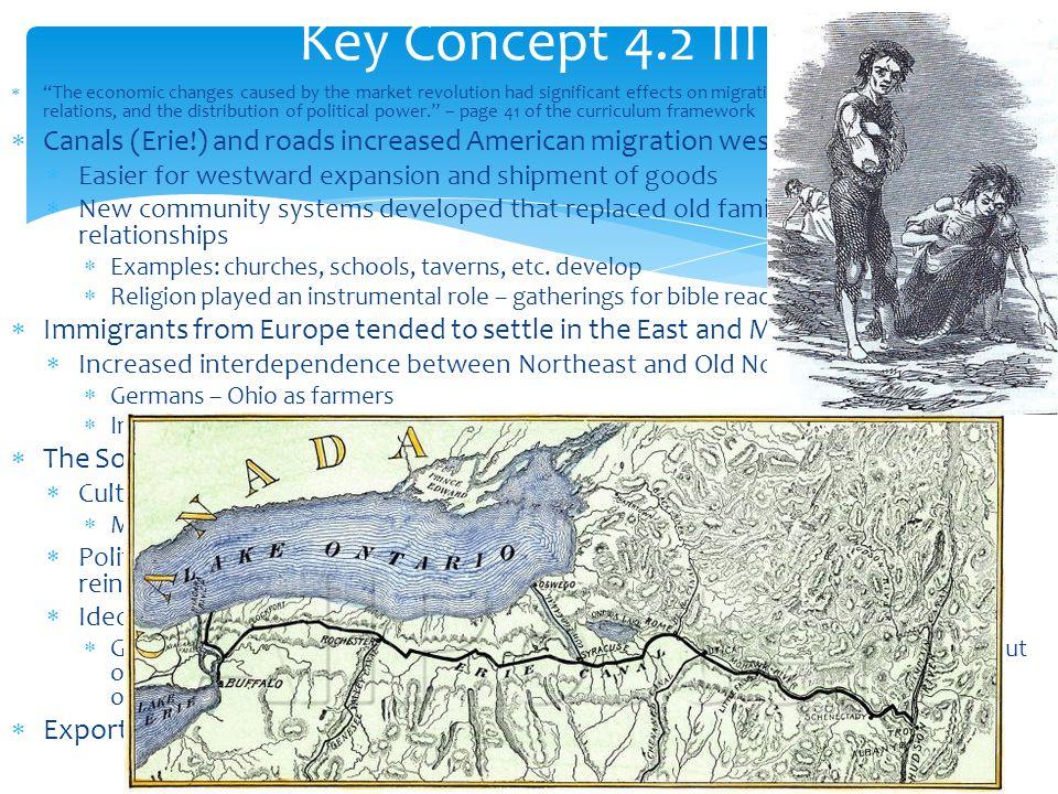 Key Concept 4.2 III
