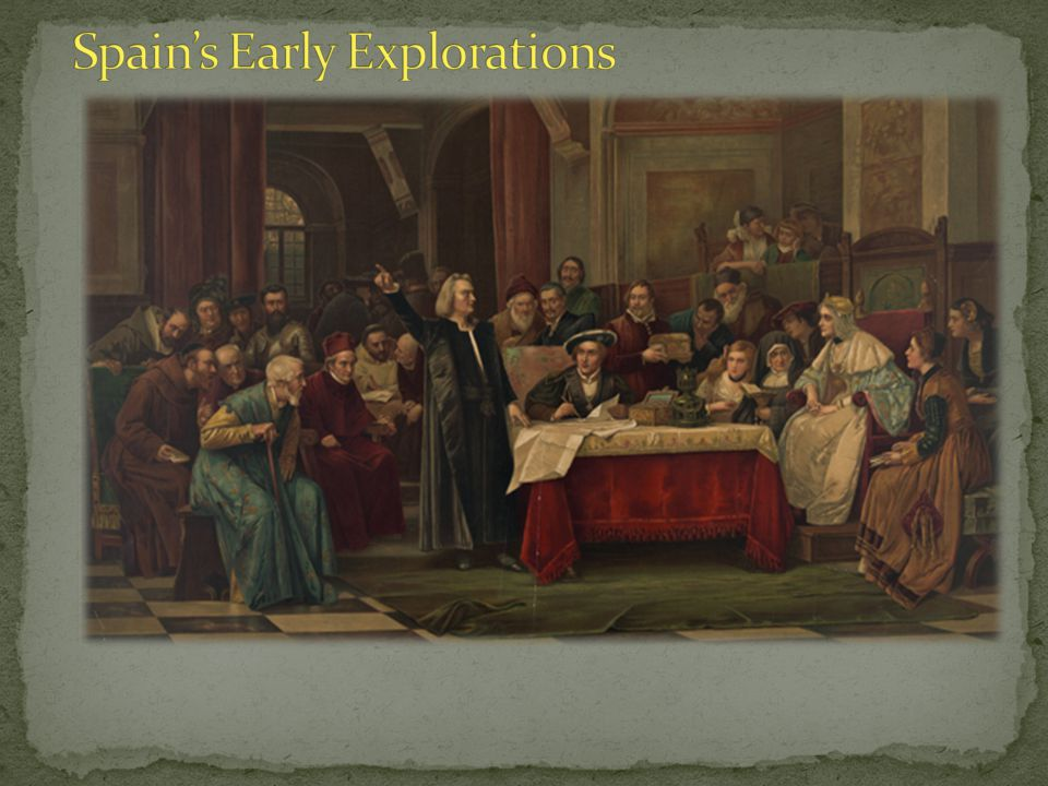 Spain's Early Explorations