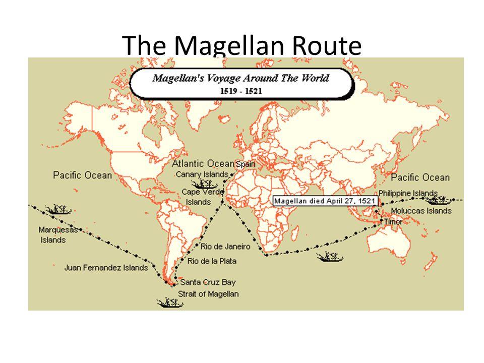 The Magellan Route