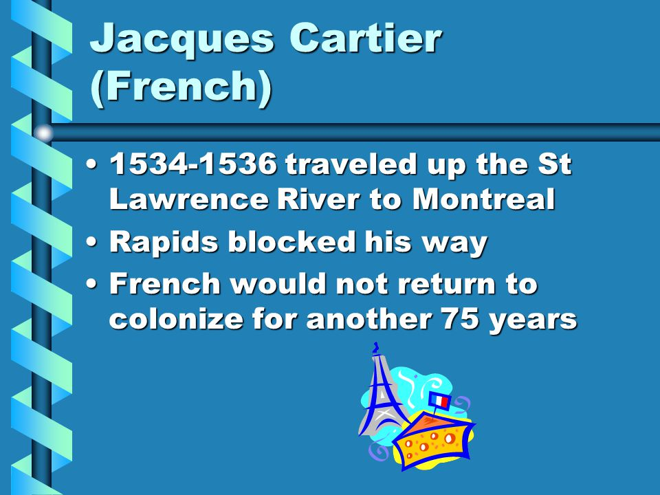 Jacques Cartier (French)