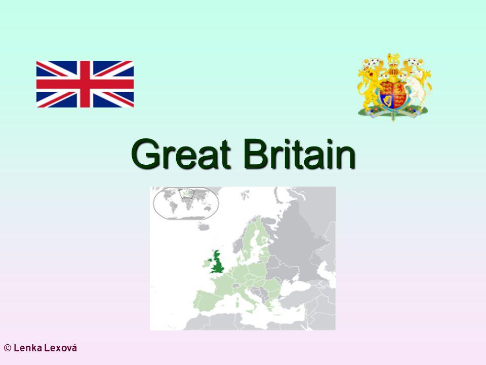 Great Britain © Lenka Lexová