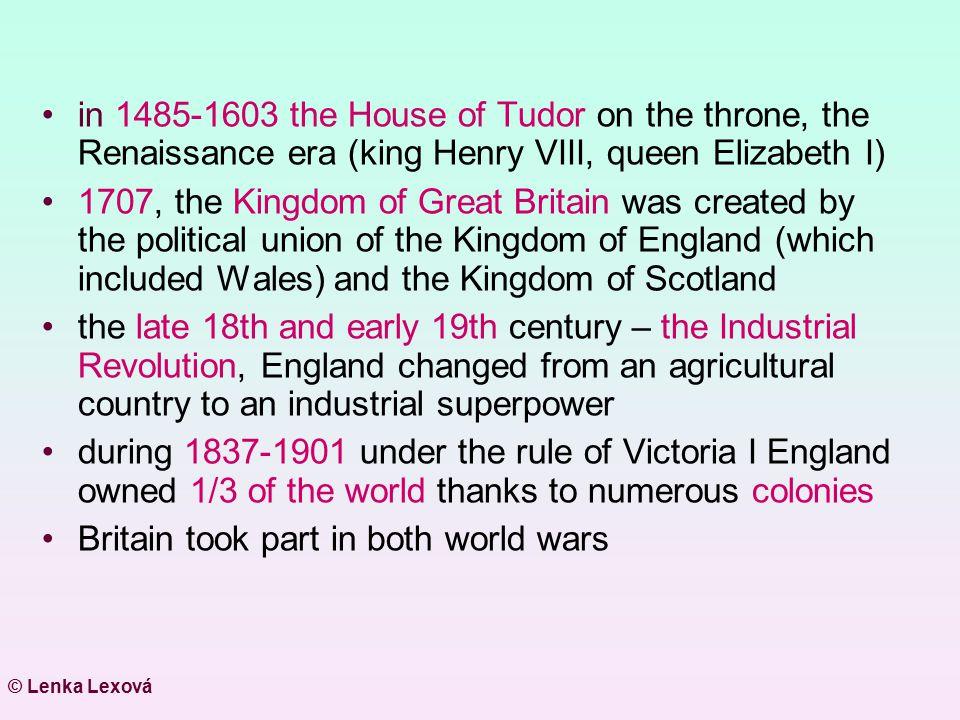 Britain took part in both world wars
