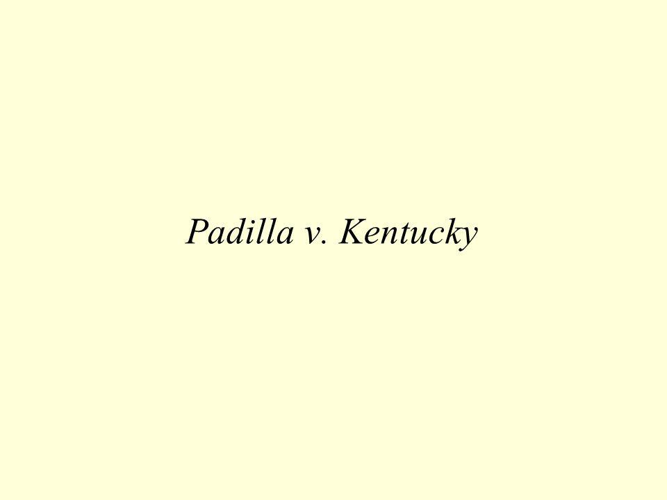 Padilla v. Kentucky