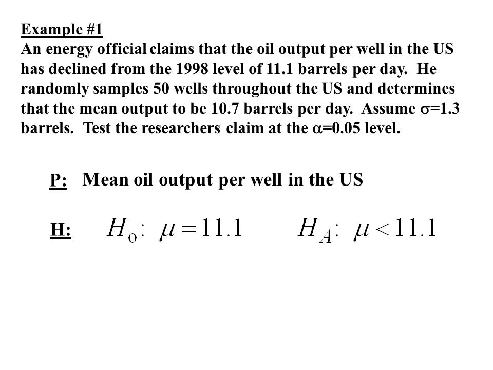 Mean oil output per well in the US