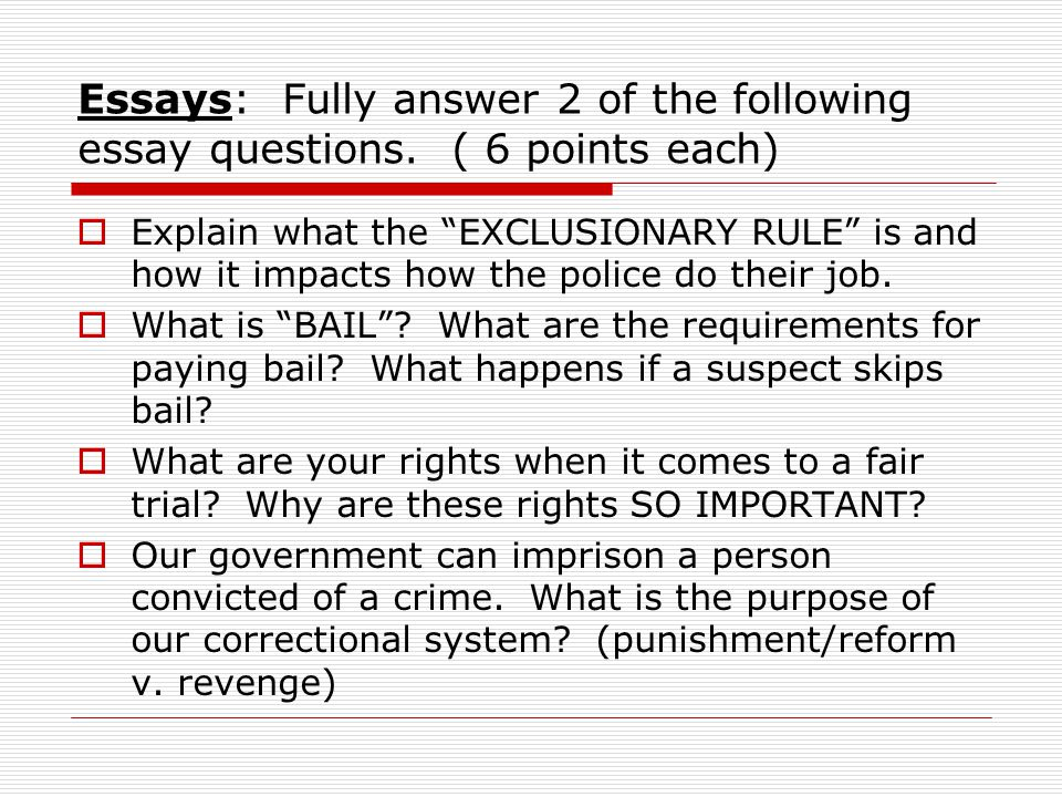 ch criminal justice process proceedings before trial ppt  6 essays