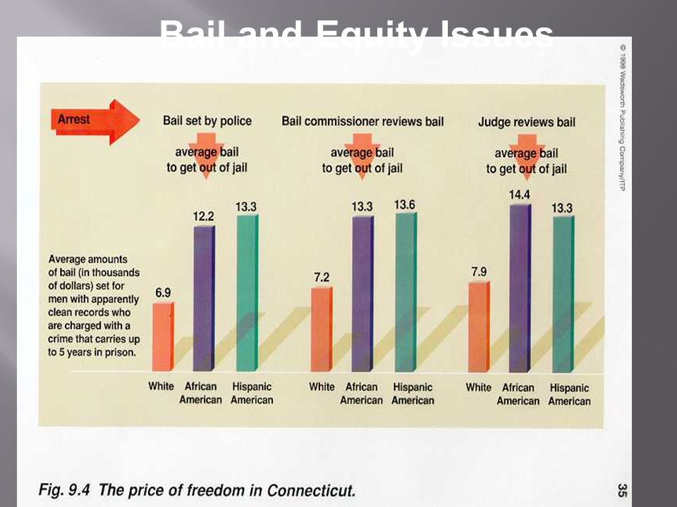Bail and Equity Issues