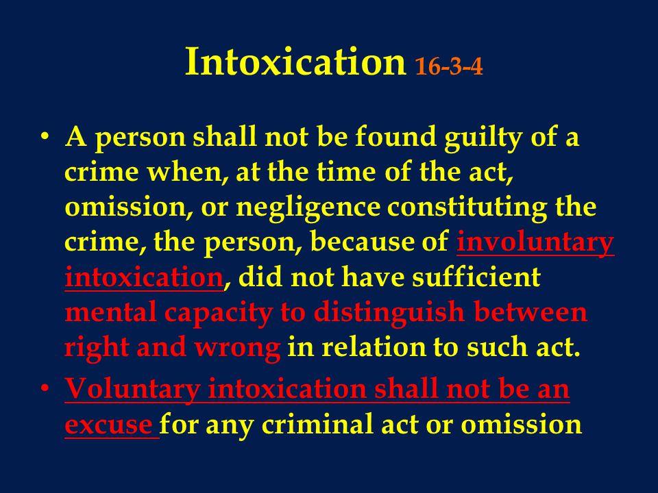 Intoxication 16-3-4