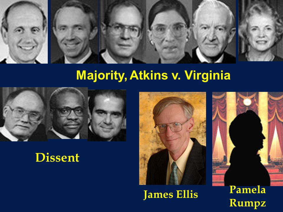 Majority, Atkins v. Virginia