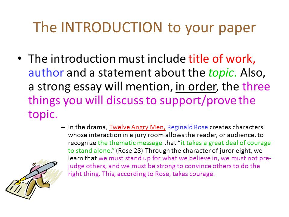 What Is The Thesis Of An Essay Cae  Essay Teaching Essay Writing High School also Proposal Essay Example Introducing A Character In An Essay High School Admission Essay Sample