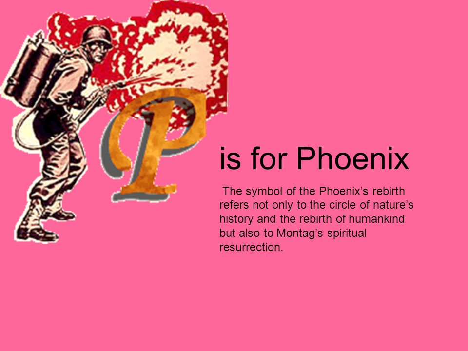 is for Phoenix