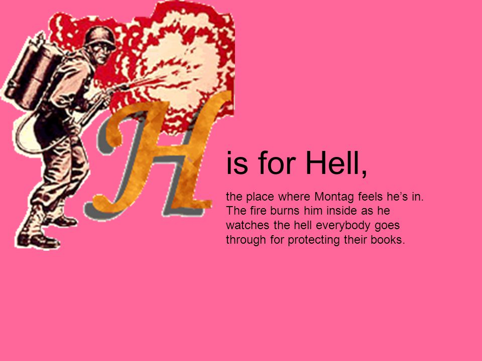 is for Hell,