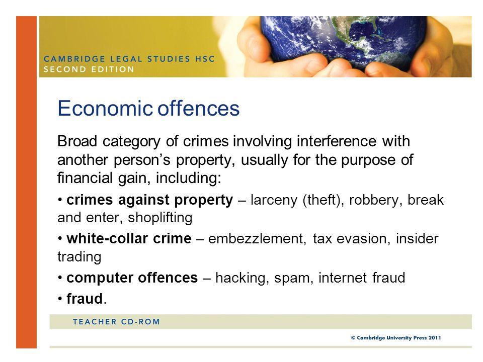 Economic offences