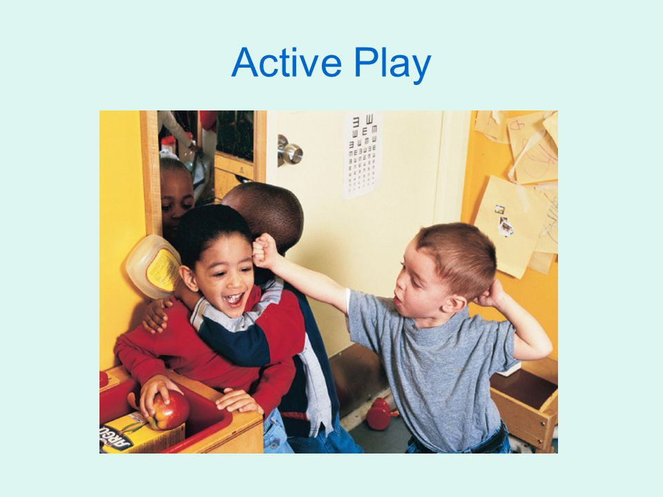Active Play