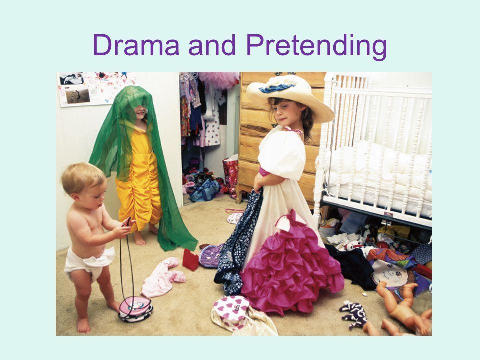 Drama and Pretending