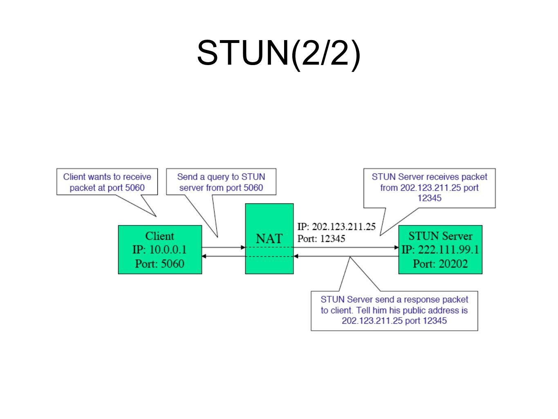 STUN(2/2)