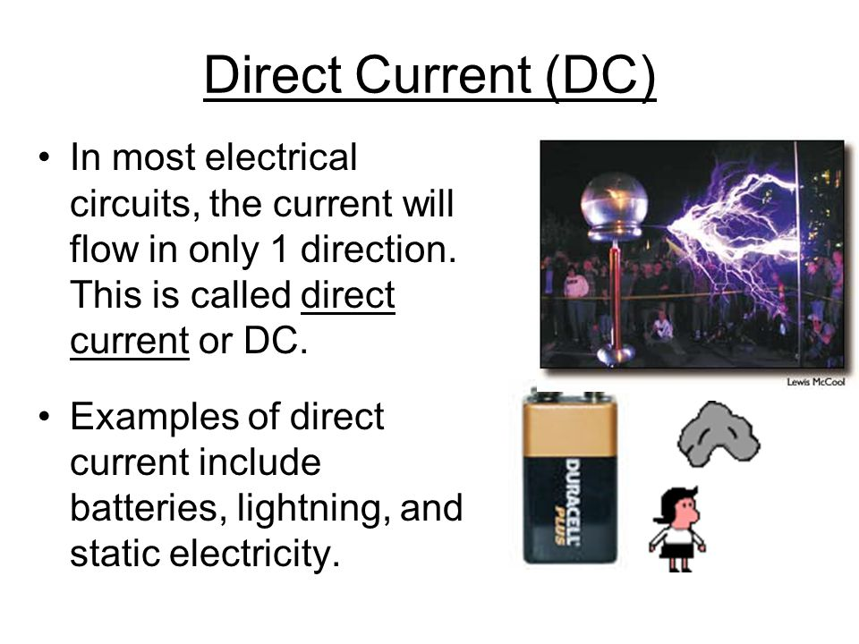 direct current examples. 17 direct current examples g