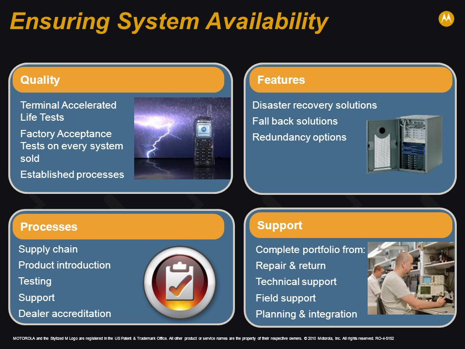 Ensuring System Availability
