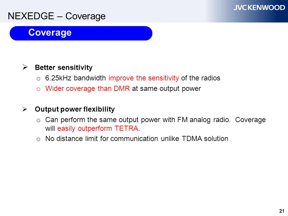 3 3. FDMA vs TDMA overview