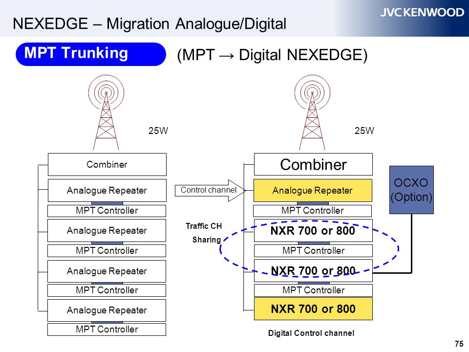 NEXEDGE Migration from current MPT System