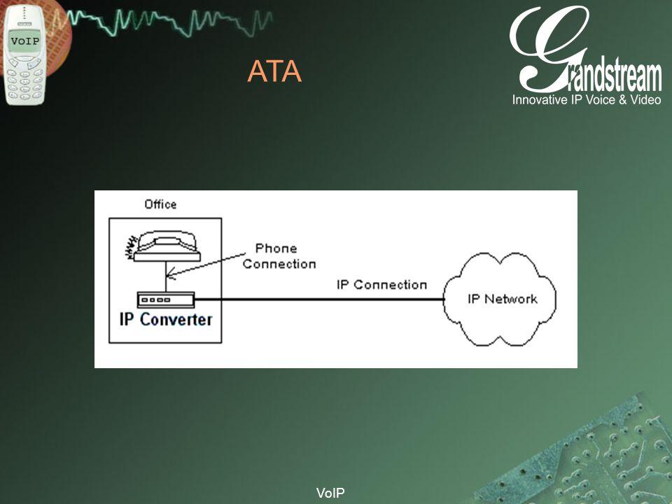 ATA VoIP