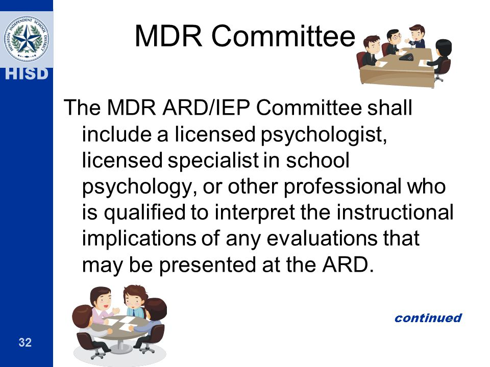 MDR Committee