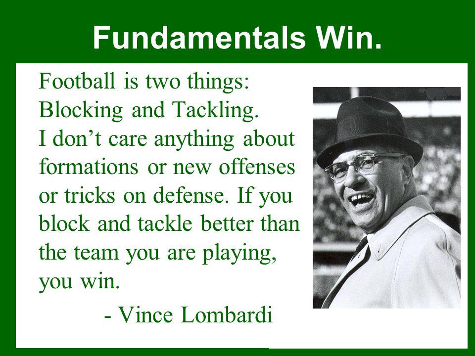 Fundamentals Win.