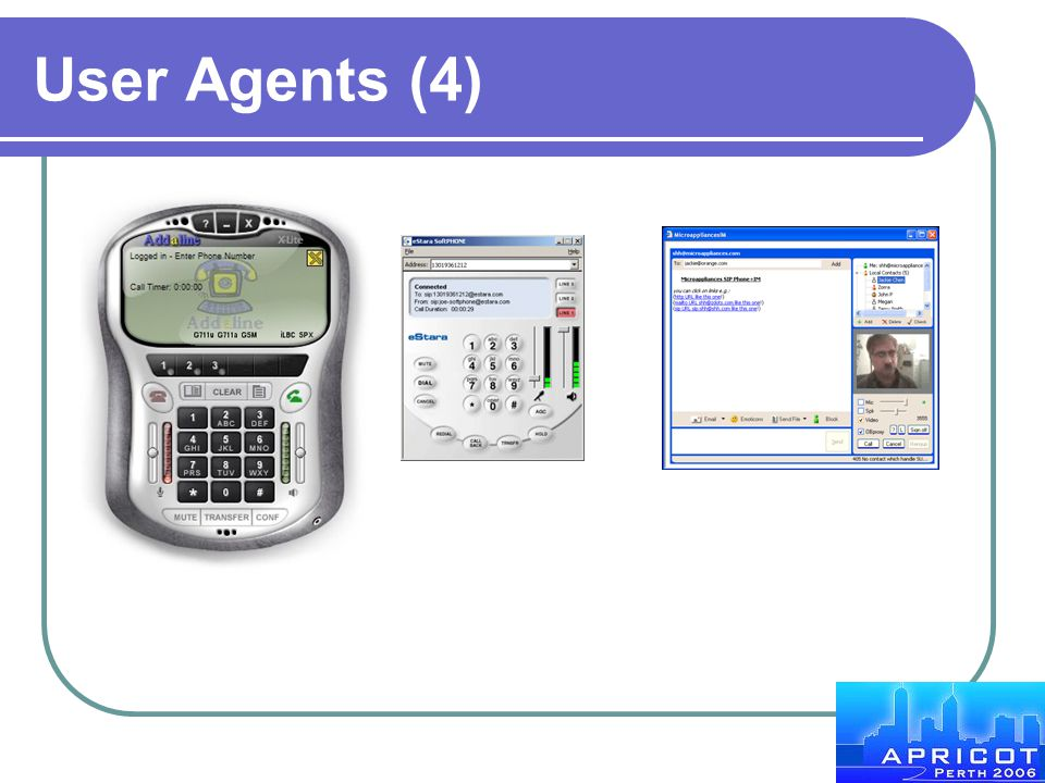 User Agents (4)