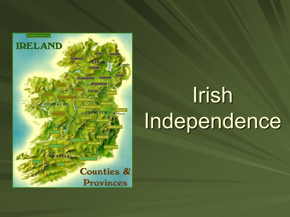 Irish Independence