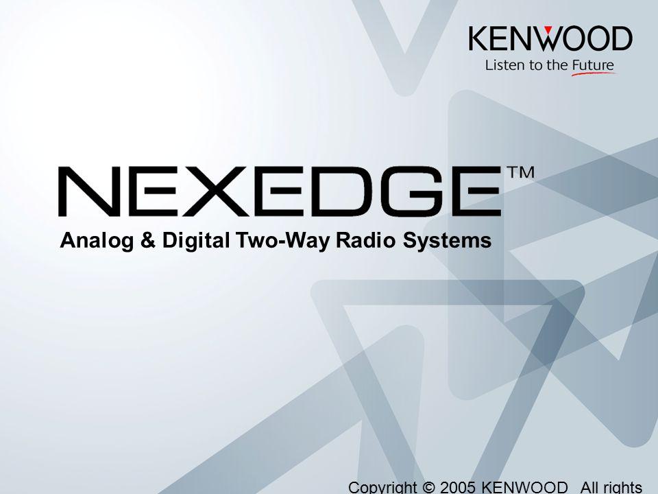 Analog & Digital Two-Way Radio Systems