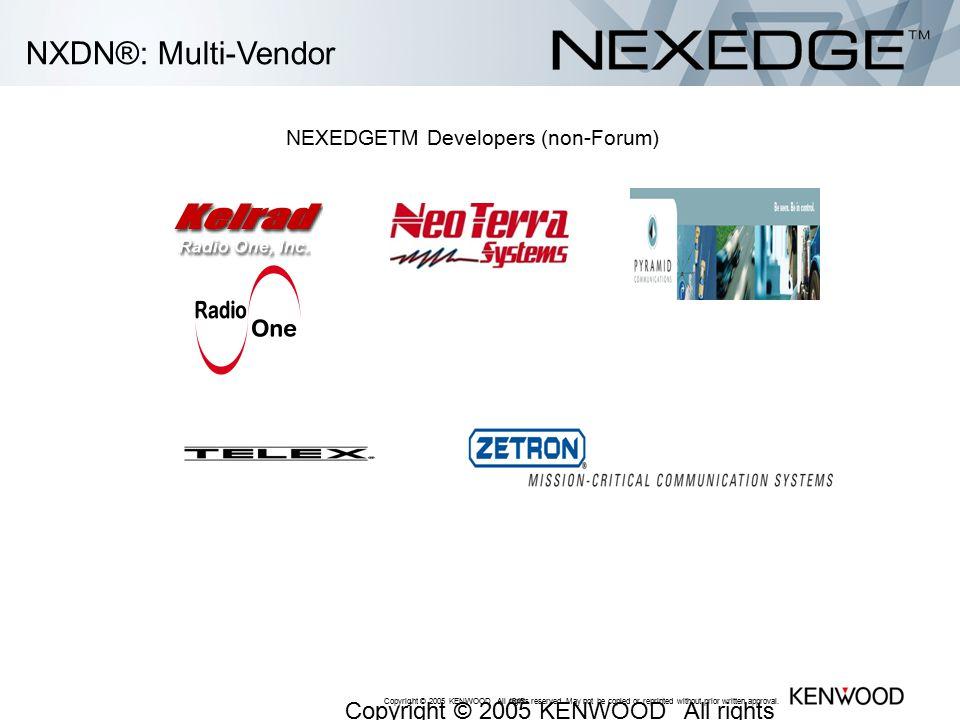 NEXEDGETM Developers (non-Forum)