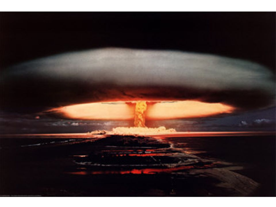 The Problem of the Atomic Age