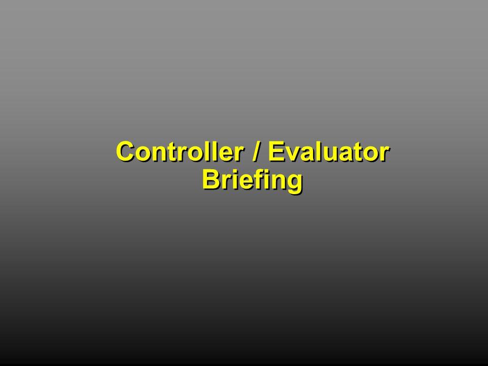 Controller / Evaluator
