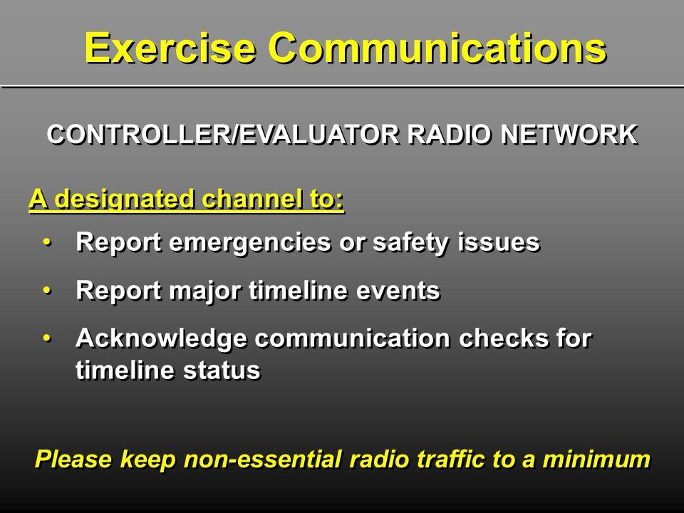 Exercise Communications