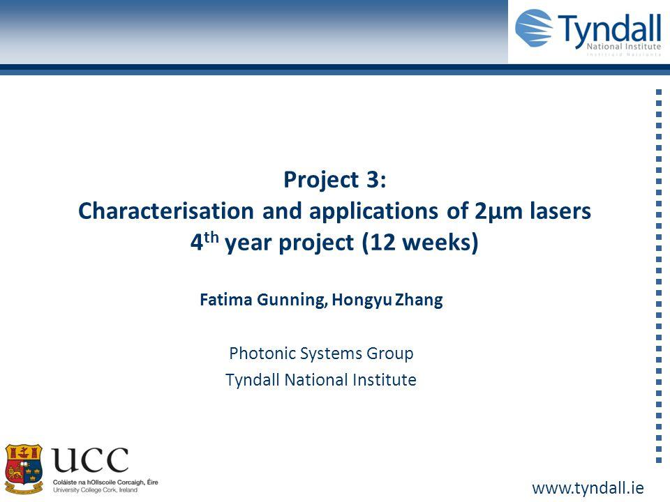 Fatima Gunning, Hongyu Zhang