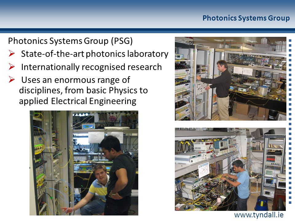 Photonics Systems Group